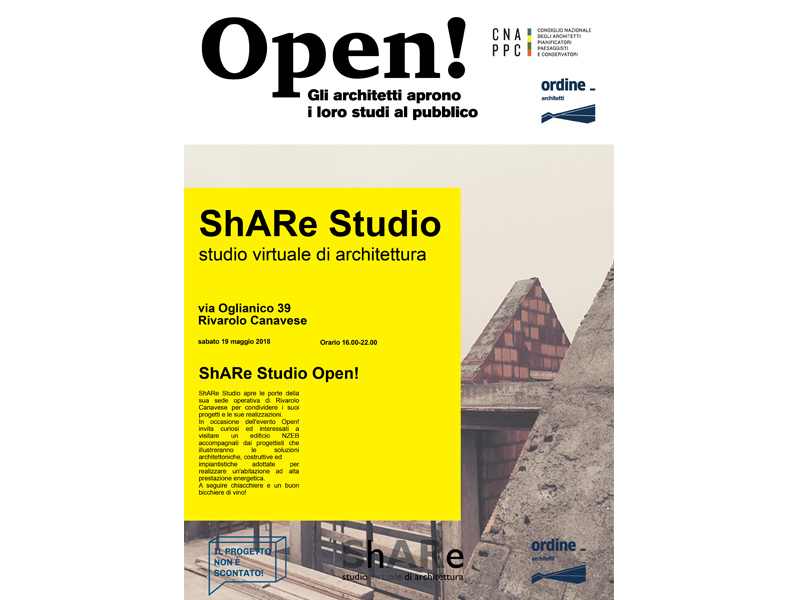 Share studio open sharestudio architettura design for Studi di architettura